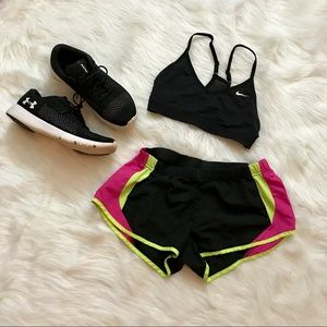 Black Athletic Soffe Shorts